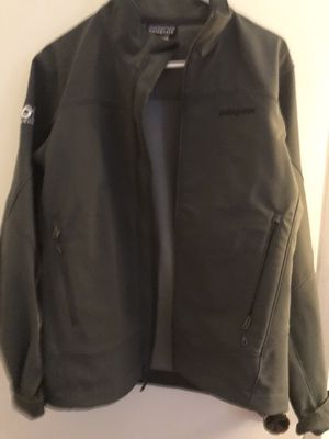 Patagonia Men Gray Jacket Small for Sale in Glendale, CA