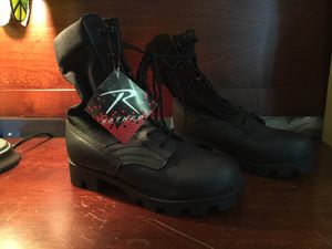 Rothco Speedlace Jungle Boots Size 3R for Sale in Lauderdale Lakes, FL