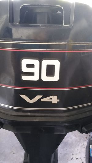 90hp motor1994 stratos boat 16'8 for Sale in Kissimmee, FL