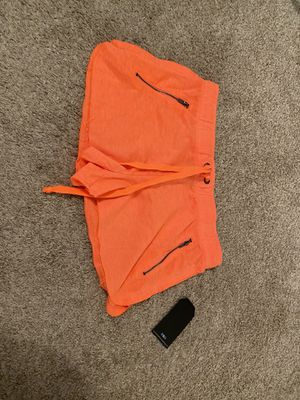 Orange shorts for Sale in Waldorf, MD