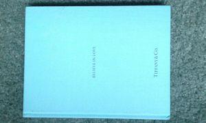 $15 ~ Tiffany & Co blue book of diamonds!! for Sale in Morgan Hill, CA