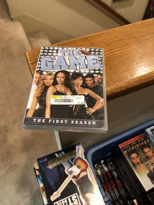 The Game The Complete First Season DVD Brand New Factory Sealed tv series one 1 Tia mowry for Sale in Buena Park, CA