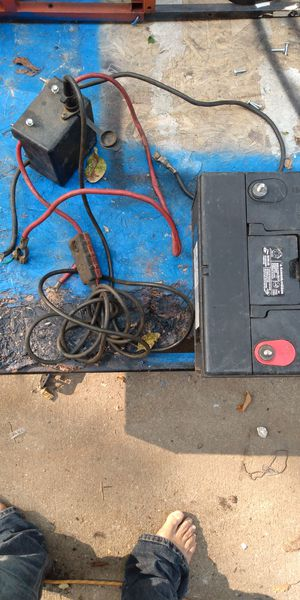 Remote controller for winch for Sale in Benbrook, TX