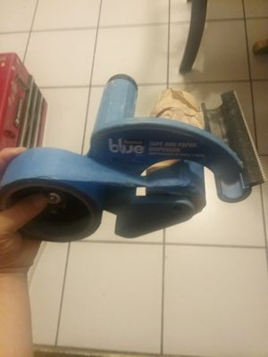Tape and paper dispenser for Sale in Bellflower, CA
