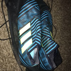 Adidas Mercurial None Shoestring Cleats Sz 11 for Sale in FAIRMOUNT HGT, MD