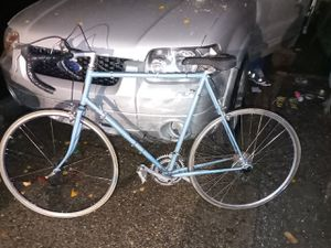 Vintage trek roadbike large frame for Sale in Seattle, WA