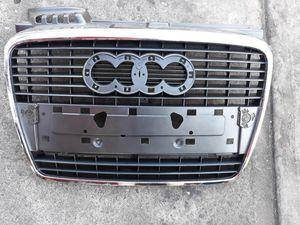 NEW FRONT GRILLE FOR 2005-2008 AUDI A4 Part #8E0853651J1QP Aftermarket for Sale in Brea, CA