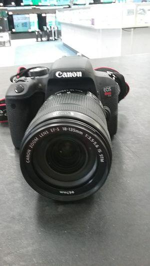 Canon Digital SLR Camera EOS REBEL T7I for Sale in Colorado Springs, CO