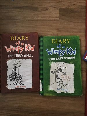 Diary of Wimpy kid for Sale in Quincy, MA