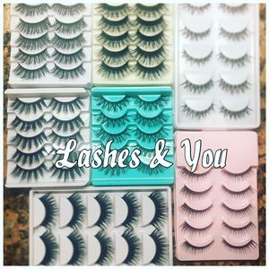 70 Eyelashes 35 pairs for Sale in Garden Grove, CA