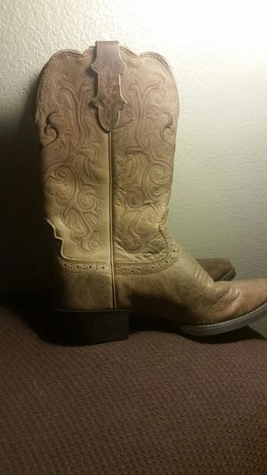 Cowboy boots PRICE REDUCED for Sale in Traverse City, MI