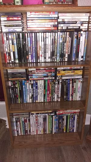 Large lot of high quality dvds for Sale in Lock Haven, PA