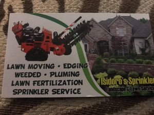 Sprinklers repairs and installs for Sale in Houston, TX