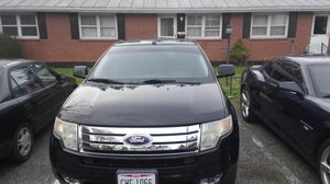 2010 FORD EDGE SEL. BLACK LEATHER NO TEARS CARPET LIKE NEW 156,000 MILES for Sale in Mount Gilead, OH