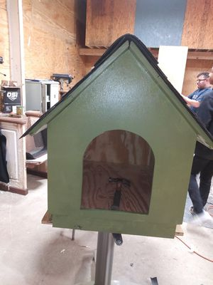 Home made dog house for Sale in Philadelphia, PA