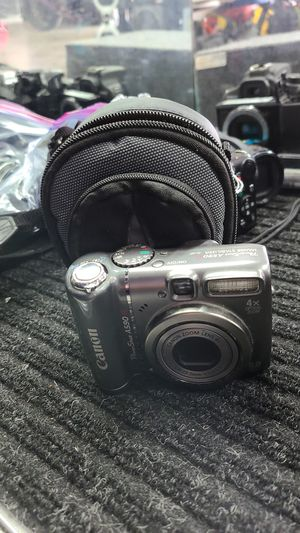 Canon digital camera powershot for Sale in Aurora, CO