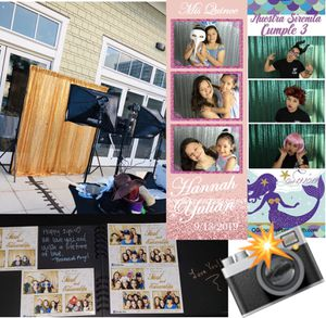 Last minute photo booth with guestbook included!! for Sale in San Diego, CA