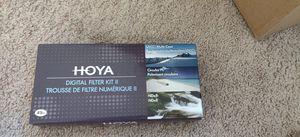 Digital filter Kit for camera for Sale in Silver Spring, MD