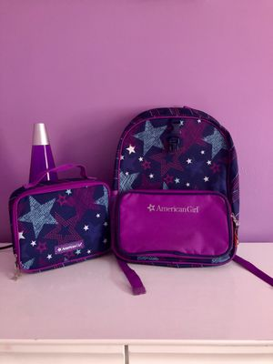 American girls backpack for Sale in Worcester, MA