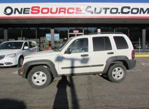 2007 Jeep Liberty for Sale in Colorado Springs, CO