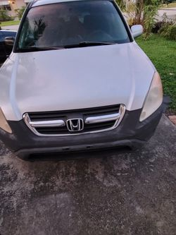 2003 Honda CR-V 4x4 for Sale in Fort Lauderdale,  FL