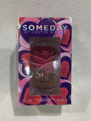 Someday perfume by Justin Bieber New for Sale in Princeton, NJ