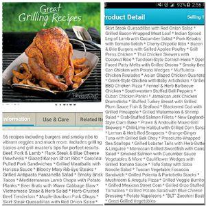 Grilling Recipe book for Sale in West Palm Beach, FL