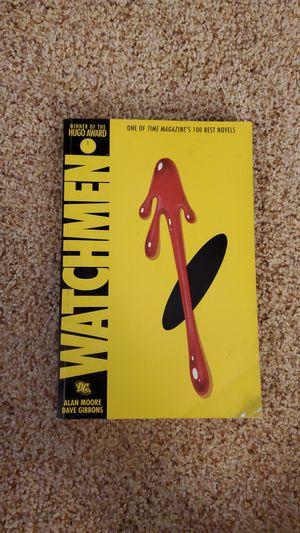 Watchmen comic book for Sale in Alexandria, VA