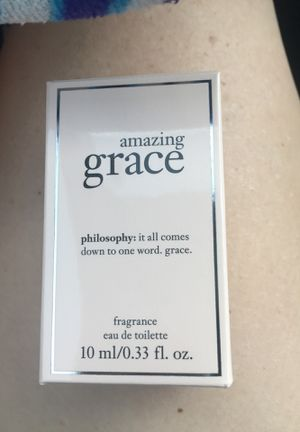 Amazing grace perfume for Sale in Sebring, FL