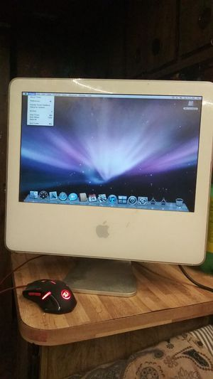 Apple imac g5 all in one computer for Sale in Manhattan Beach, CA