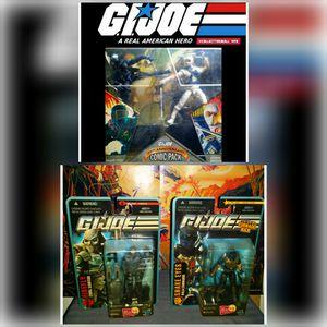 Hasbro G.I.Joe ARAH MOC Collections - ( 4 Figure Lot )sd for Sale in Lexington, IN