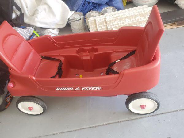 Radioflyer wagon