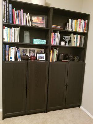 Set of 2 Bookshelfs for Sale in Lake Stevens, WA