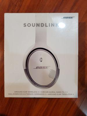 Bose sound link wireless headphones for Sale in San Jose, CA