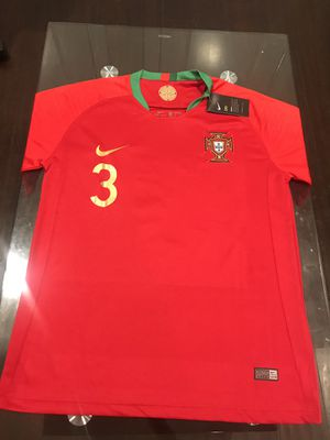 Portugal soccer jersey for Sale in Sterling, VA