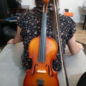 Helmut Gerhart HG-808 Full Size Violin Stradivarius Copy for Sale in Walnut, CA