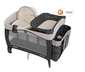 Graco pack and play with side storage for Sale for sale  Duluth, GA
