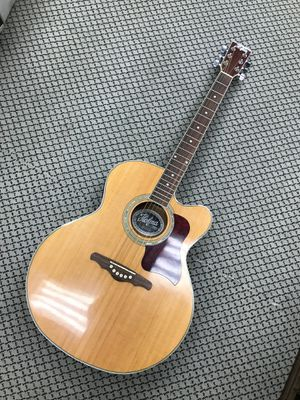 Hofma Acoustic Electric Guitar Model YE-223CEQ for Sale in Woodbridge, VA