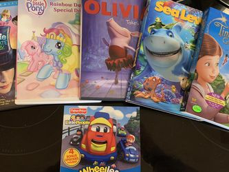 Lot Of Kids DVDs for Sale in Montesano,  WA