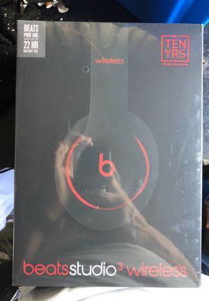 Beats by Dre studio 3 for Sale in Houston, TX