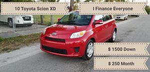 2010 Scion Xd - Hatchback 4D for Sale in Miami, FL