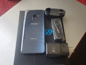 Samsung Galaxy S9 , Unlocked for All Company Carrier , Excellent Condition like New for Sale in Springfield, VA