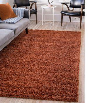 Solid Shag rug 6' x 9' for Sale in Brandon, FL