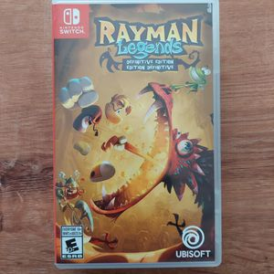 Rayman Legends Definitive Edition for Sale in Carrollton, TX