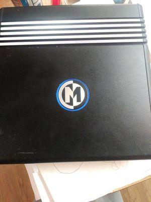 MEMPHIS CAR AUDIO AMP for Sale in Tacoma, WA