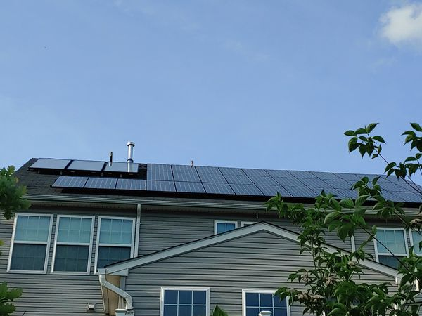 Solar Panel System 7.74K DC Watts