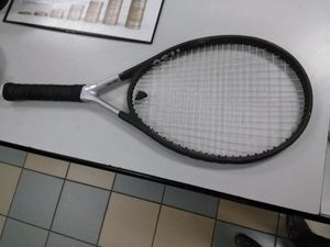 Head Ti S6 Tennis Racket Strung with Luxilon Alu Power Big Banger Stings for Sale in Norwalk, CT