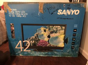 "42"" LCD HDTV 1080p for Sale in Alexandria, VA"