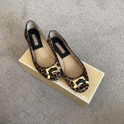 Michael Kors Collection Leopard Flats for Sale in Henderson,  NV