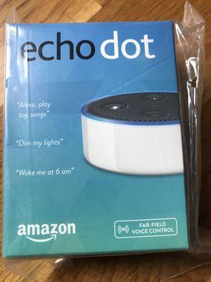 Echo Dot (2nd Gen, White Color) for Sale in Lexington, KY